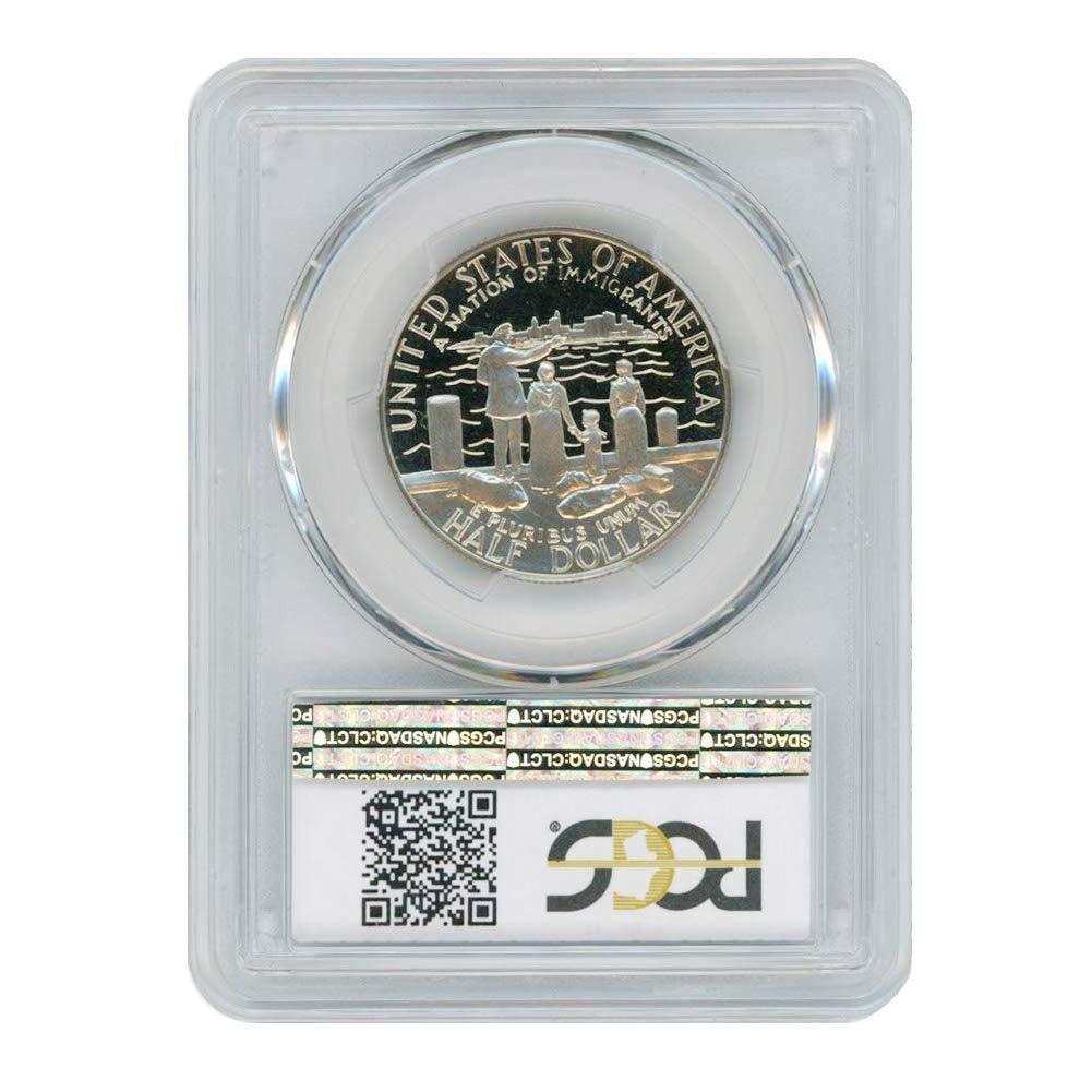 1986-S 50/¢ Silver Commemorative Statue Of Liberty Half Dollar PCGS PR69DCAM Proof 50 Cent Coin