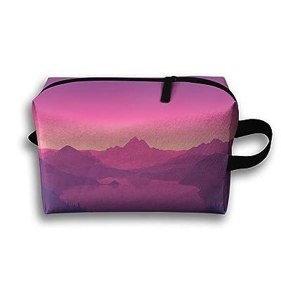 Yiot Similar Pink Version Travel Toiletry Organizer Bag