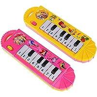 Ailyoo Piano för barn musikutvecklingsplan leksak för nybörjare pedagogiska leksaker gåva för barn/multifunktion…