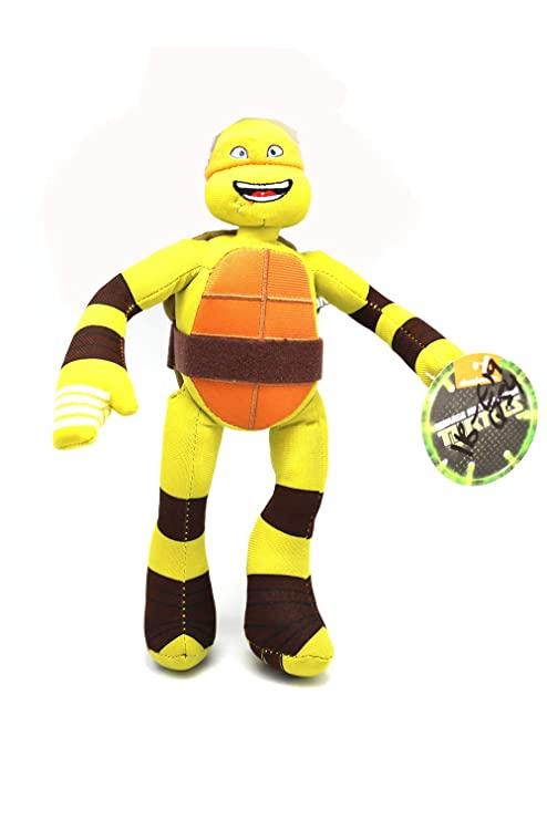 Large Size Teenage Mutant Ninja Turtle Plush Doll (Michelangelo)