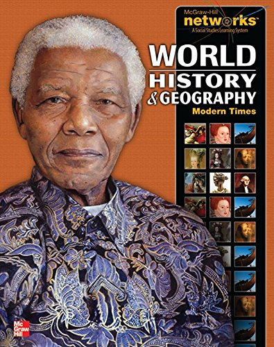 World History and Geography: Modern Times, Student Edition (WORLD HISTORY (HS))