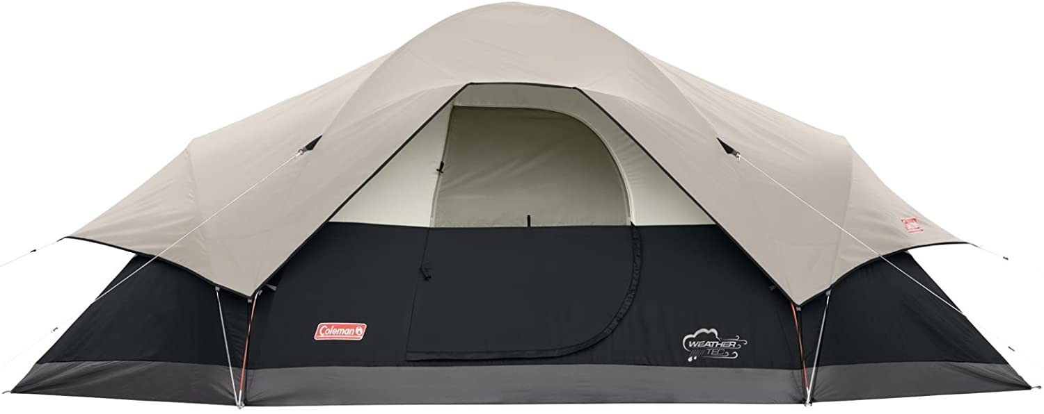Coleman 8 Person tent image