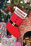 PERSONALISED ANY NAME BOY OR GIRL FATHER CHRISTMAS SANTA GIFT STOCKING