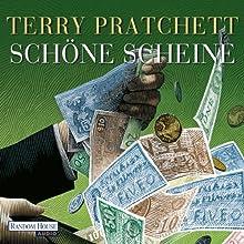 Schöne Scheine: Ein Scheibenwelt-Roman Hörbuch von Terry Pratchett Gesprochen von: Michael-Che Koch