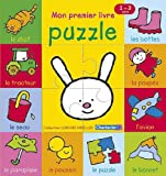 Longues oreilles - Mon premier livre puzzle (2-4 a.)