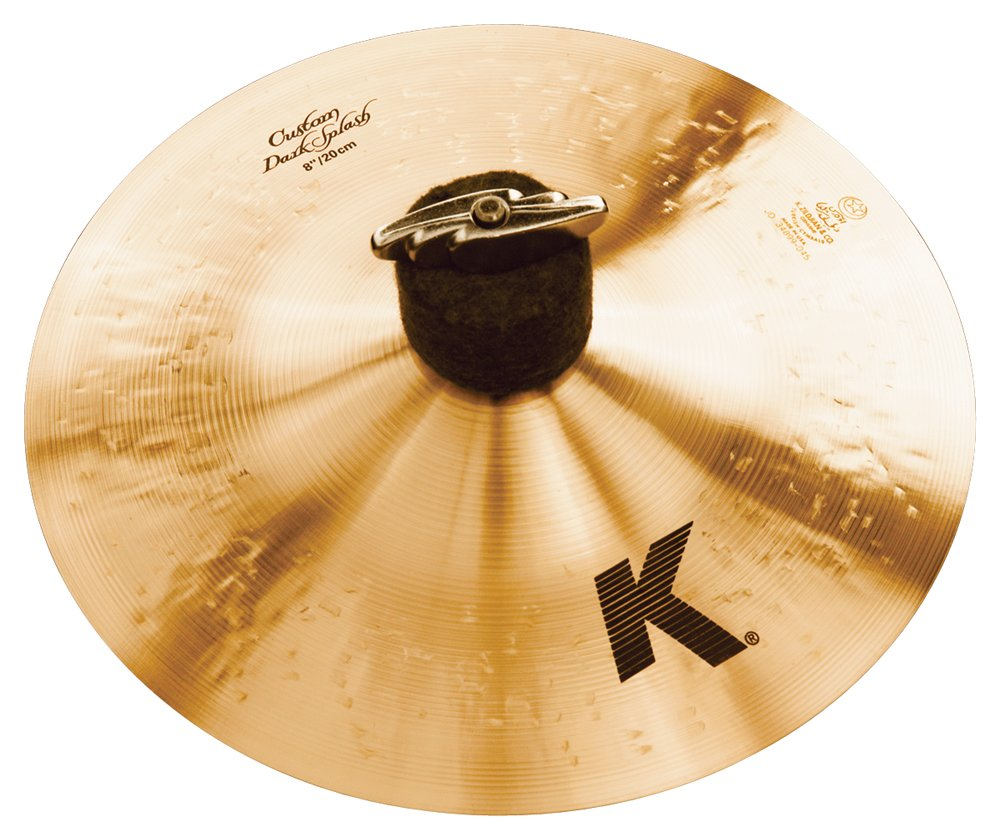 Zildjian K Custom 8'' Dark Splash Cymbal