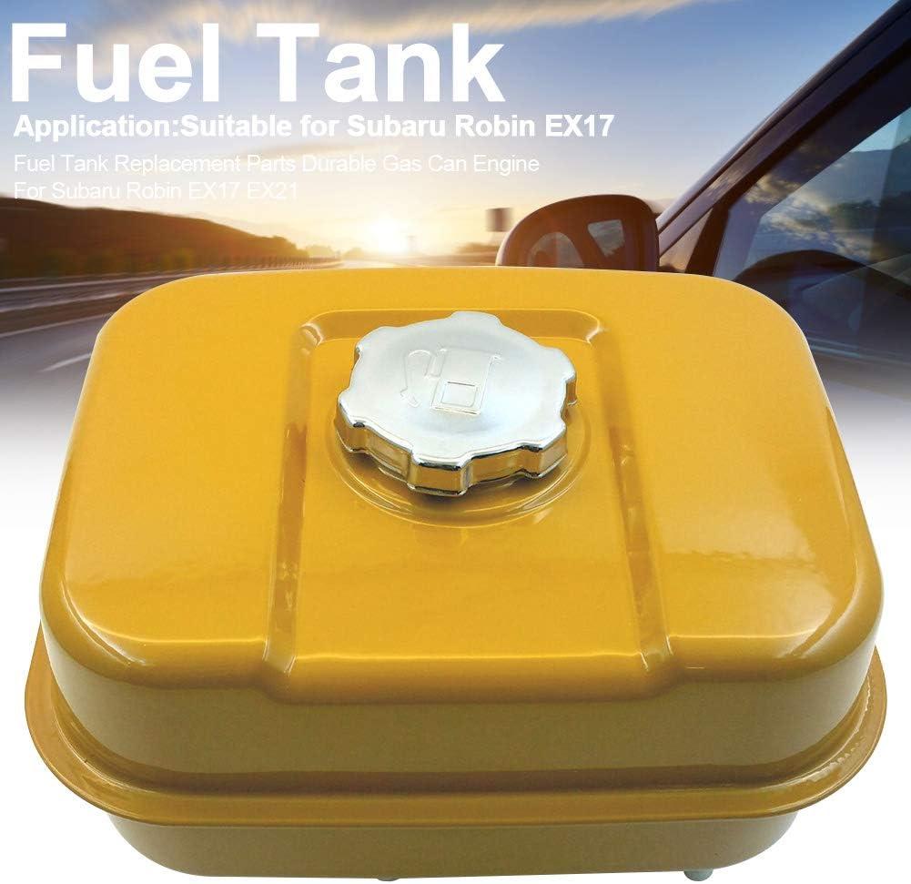r/éservoirs de Carburant Automobile Moteur /à Essence Durable r/éservoir de Carburant pi/èces de Rechange Happymore R/éservoir de Carburant pour Subaru Robin EX17 EX21