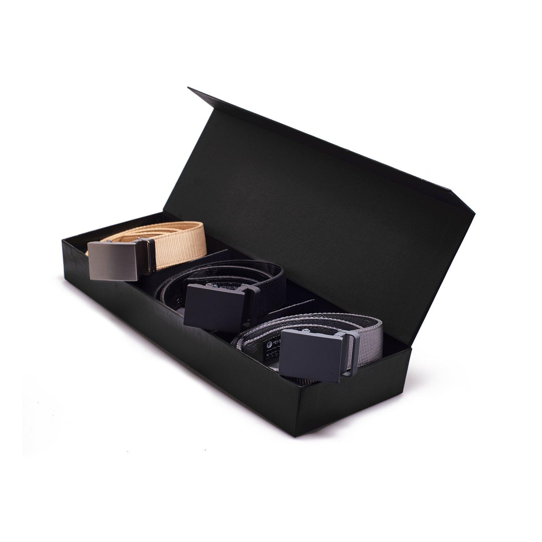 Mission Belt Premium Gift Box Set - 40mm Nylon