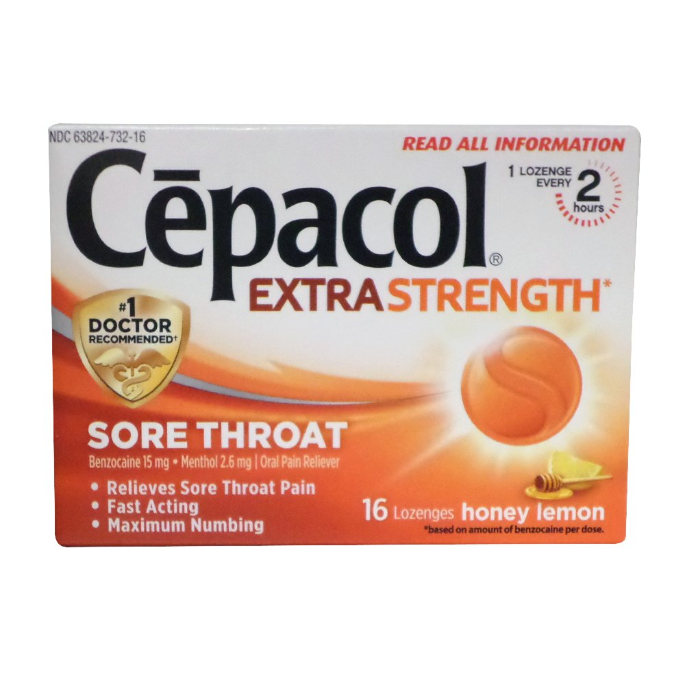 Cepacol Extra Strength Lozenges Review