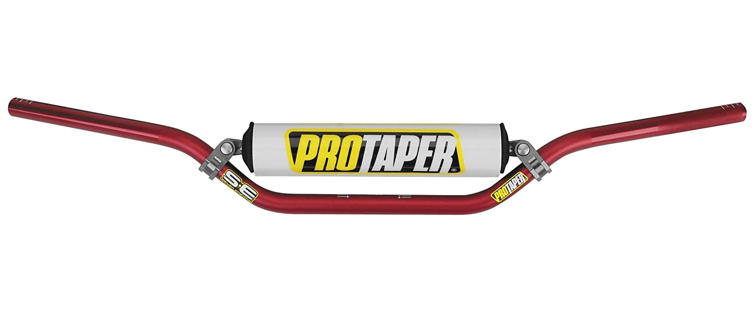 Red by Pro Taper Pro Taper Seven Eighths Henry//Reed Ltd Handlebars
