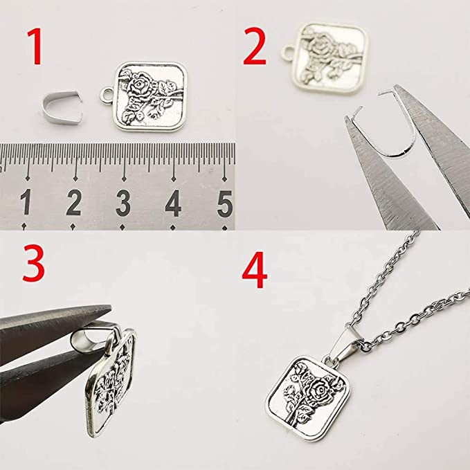 4 Pieces jewelry Making Stick Shape Brass Pendant C0294-PG Bracelet Component Polished Gold- Plated jewelry Supplies