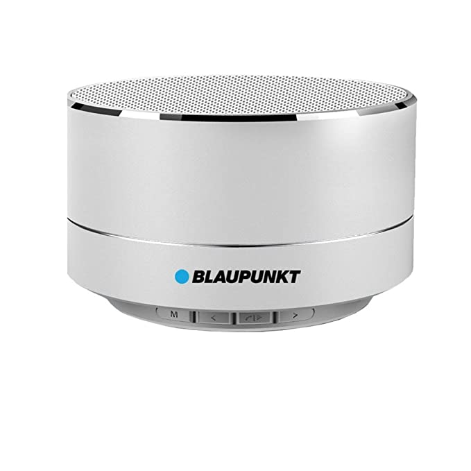 Blaupunkt BLP3100.143 Enceinte LED Nomade Argent: Amazon.fr: Audio & HiFi