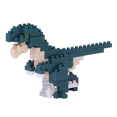 Nanoblock NBC-182 - Dinonix - 110 pièces
