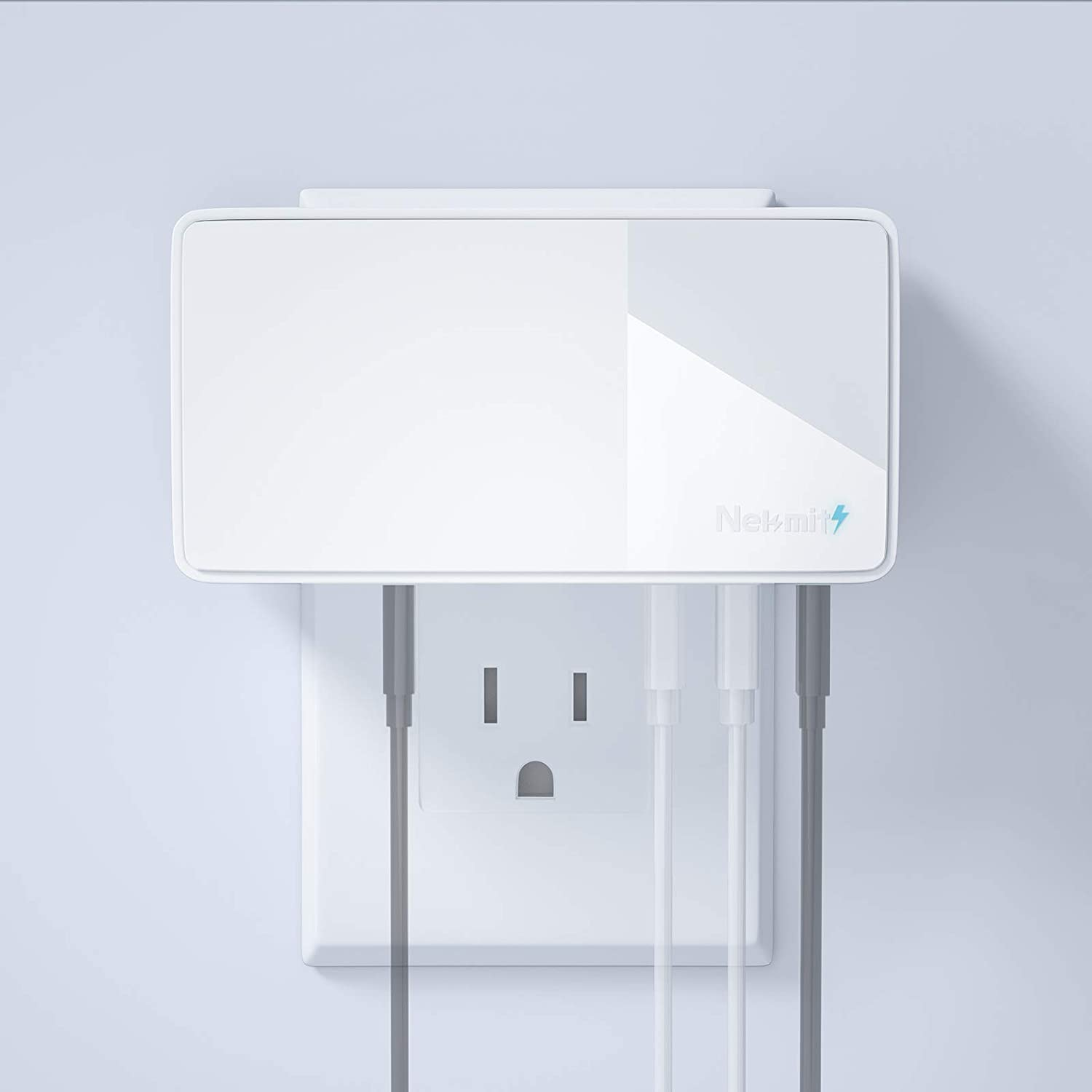 Nekmit USB C Charger, 90W 4 Port Power Delivery PD 3.0 PPS Fast Charger, for MacBook, Dell XPS 13, Galaxy S20/S10, Note 10+/10, iPhone 12/12 Pro/12 Pro Max/11/11 Pro/XR/Xs/X, iPad Pro, Pixel
