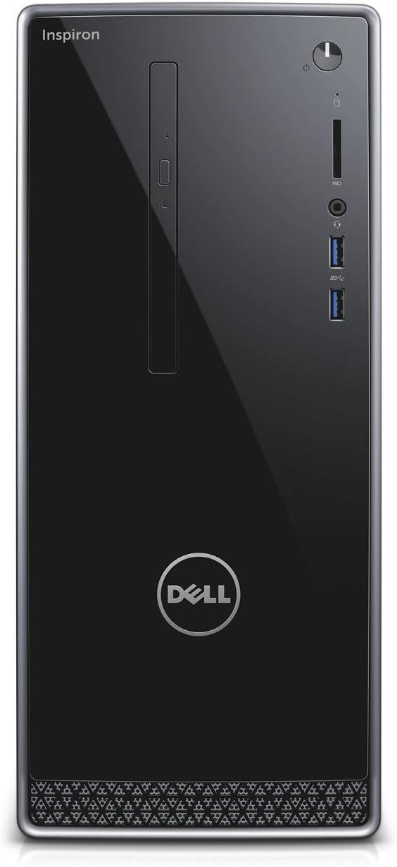 2018 Flagship Dell Inspiron 3650 Desktop Computer, Intel Quad-Core i5-6400 up to 3.30GHz, 8GB RAM,1TB HDD, DVD Burner, WLAN, Bluetooth, HDMI, USB 3.0, MaxxAudio, Windows 7 Professional