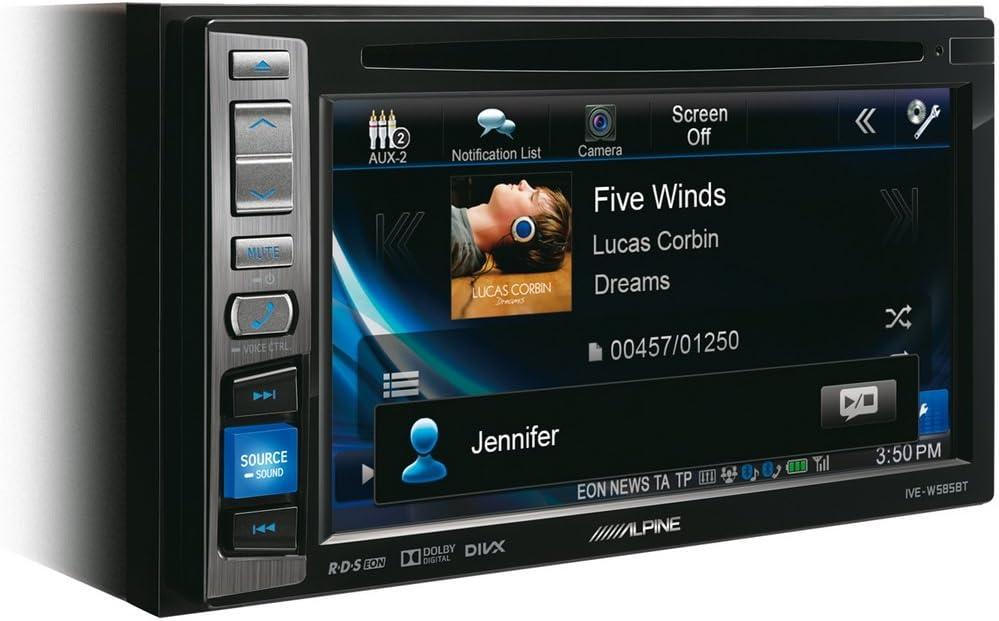 Alpine Ive W585bt Bluetooth Auto Multimedia Receiver Elektronik