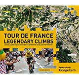 Tour de France Legendary Climbs: 20 Hors Categorie Ascents in High-Definition Satellite Photography