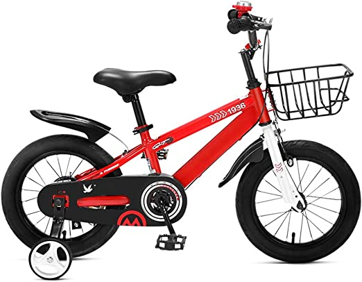 YUMEIGE Bicicletas 12 14 16 pulgadas Bicicleta for niños ...