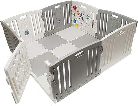 Venture All Star DUO parque infantil bebe para Bebés es una excelente solución para crear un área de