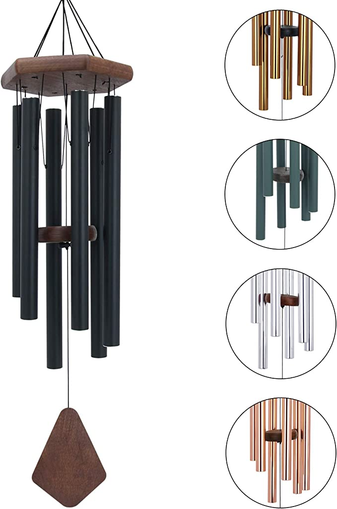 Astarin Memorial Wind Chimes – Best Basic Wind Chimes