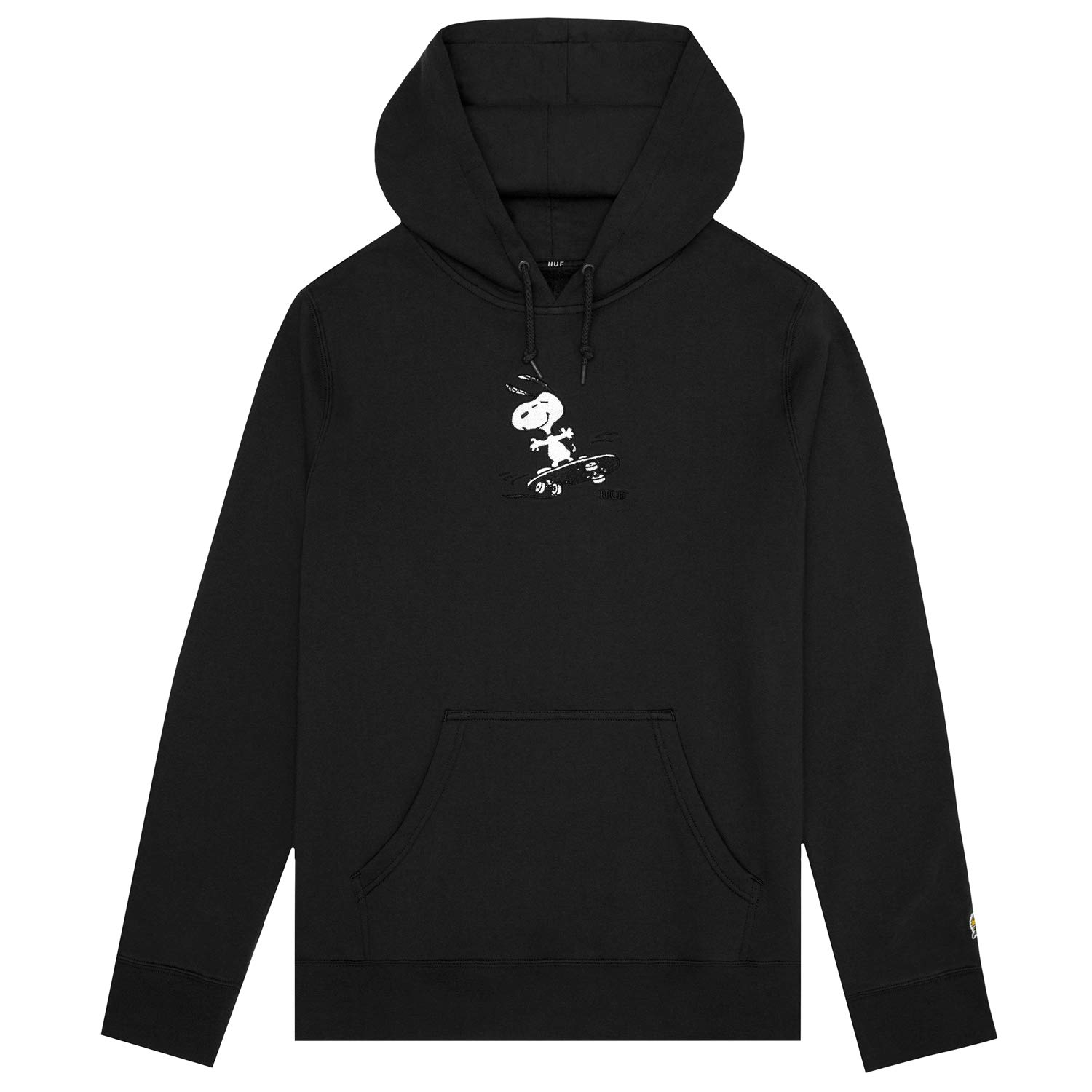 2d2ab61bed Amazon.com  HUF Men s Peanuts Snoopy Skates Hoodie  Clothing