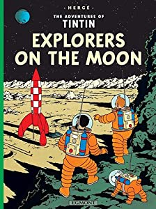 "Afficher ""Tintin<br /> Explorers on the Moon"""