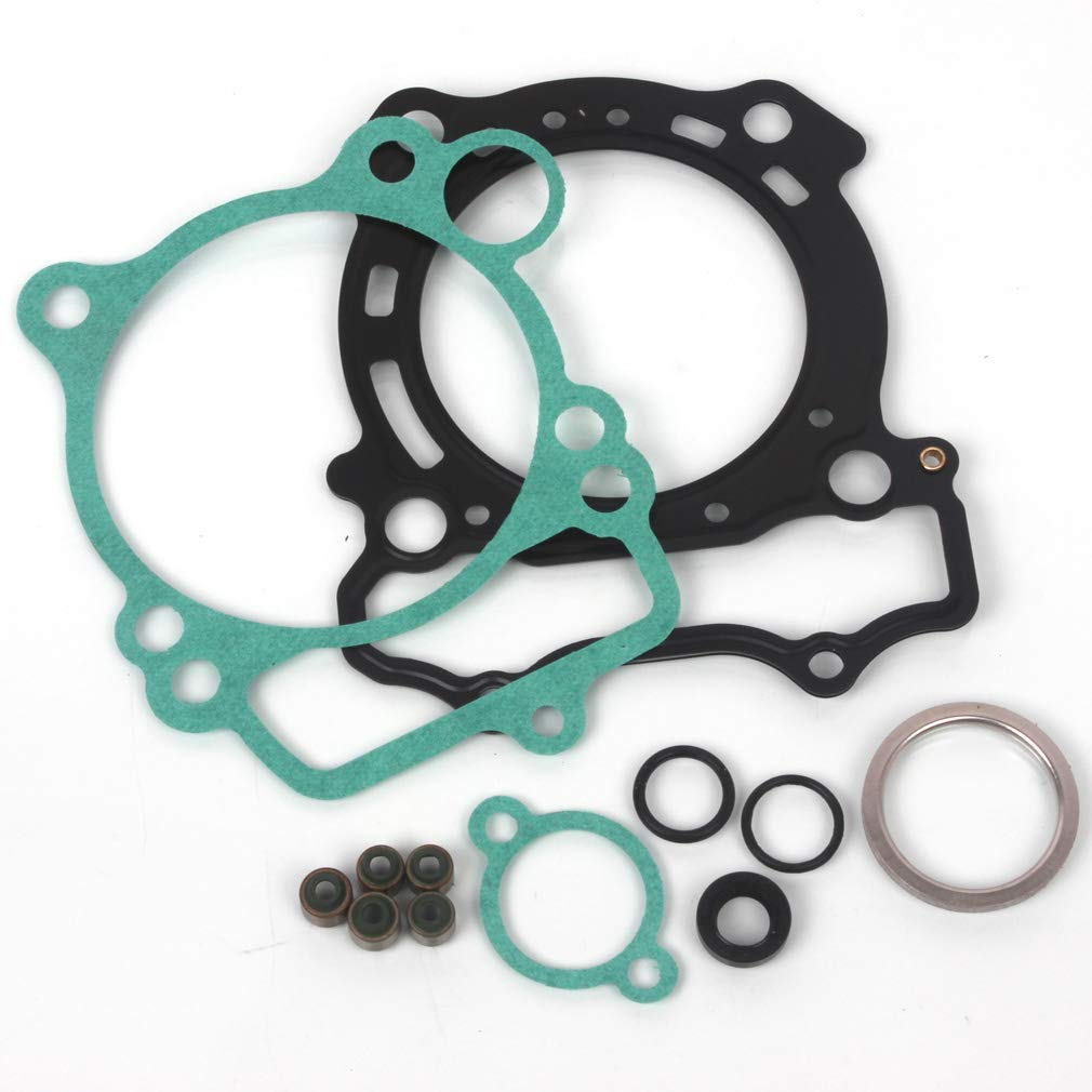 RUHUO YZ250F Top End Head Gasket Kit for Yamaha WR250F 2001-2013