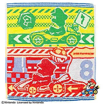 Marushin 4485001500 - Toalla de lavado para Nintendo Super Mario: Amazon.es: Hogar