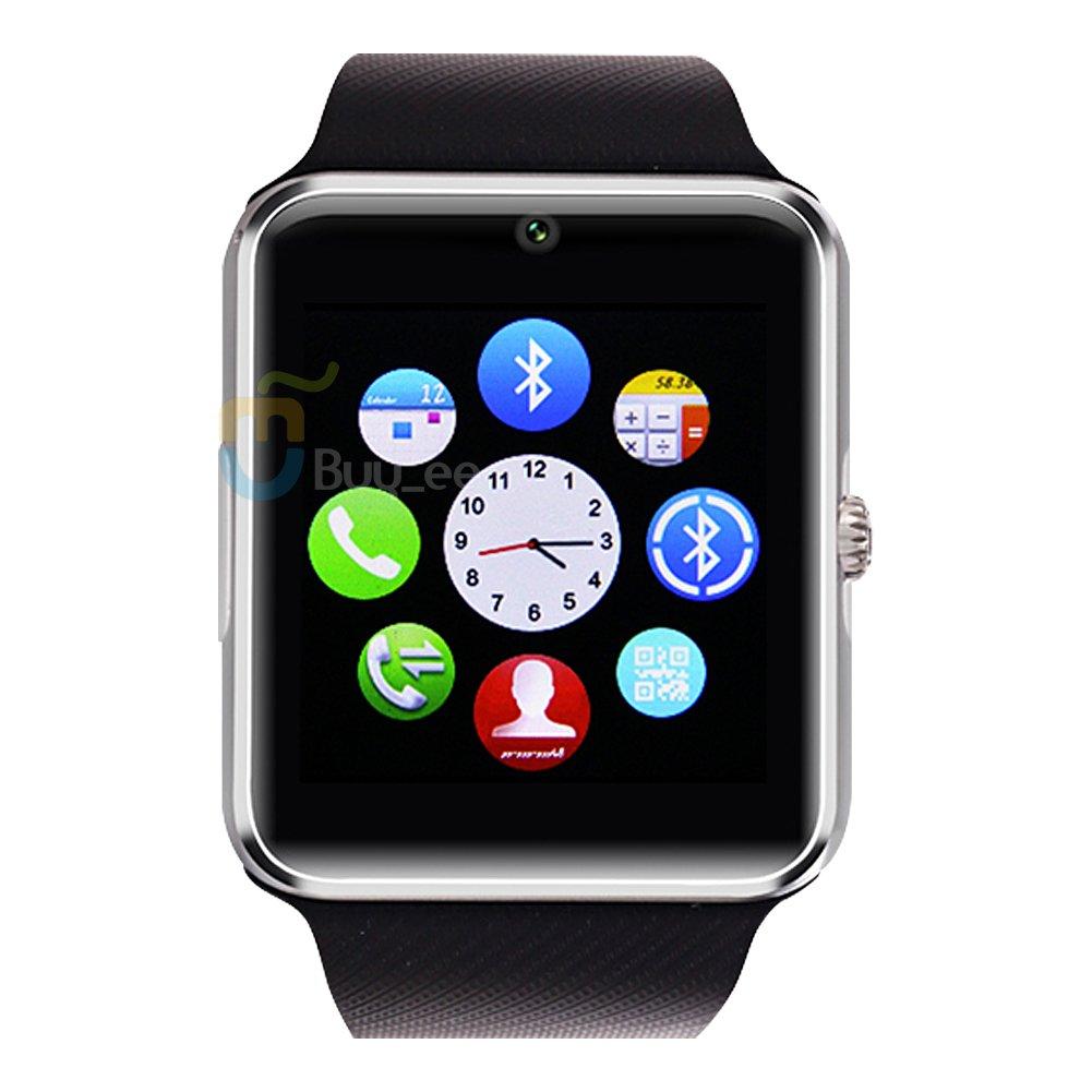 Buyee® GT08 Bluetooth Smartwatch für Samsung: Amazon.de: Elektronik
