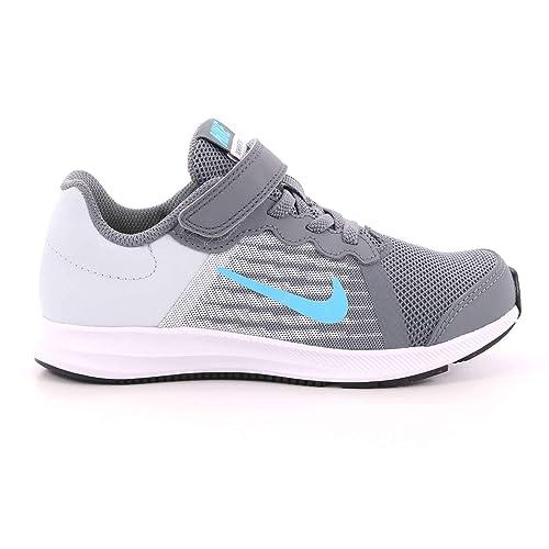 super popular 7be58 0f686 Nike Downshifter 8 (PSV), Zapatillas de Deporte para Niños  Amazon.es   Zapatos y complementos