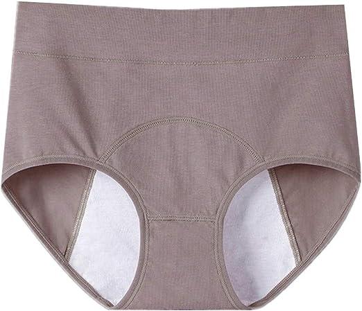 PPING Bragas Menstruales Bragas Mujer Algodon Pack Bragas para ...