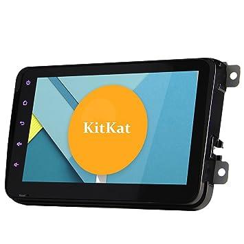 Eincar Android 4 4 KitKat Car Stereo Quad Core 8'' 2: Amazon co uk