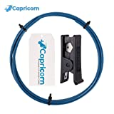Creality Capricorn Bowden PTFE Tubing Tube Cutter XS Series 1 Meters 1.75MM Filament for Ender 3 Ender 3 Pro, Ender 5, CR-10,CR-10S 3D Printer (Tamaño: Capricorn 1M)