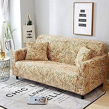 Fiesta - Funda de sofá elástica para salón, muebles, fundas ...