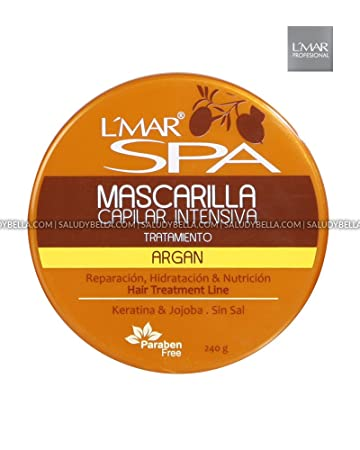 LMar Spa Argan Oil Mask Profesional Hair Care | Mascarilla con Aceite Argan para