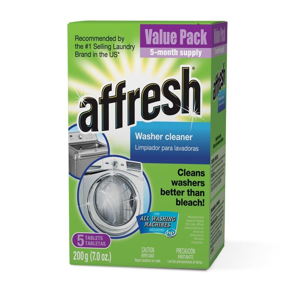 Affresh Washer Machine Cleaner, Special Size, 2 Pack ( 10 Tablets Total ) Affresh-DC