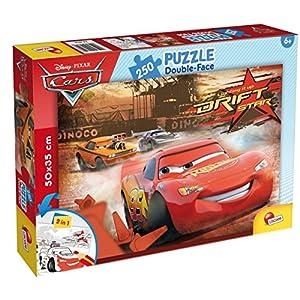 Lisciani 48106 Cars Puzzle Df Plus 250 Pezzi