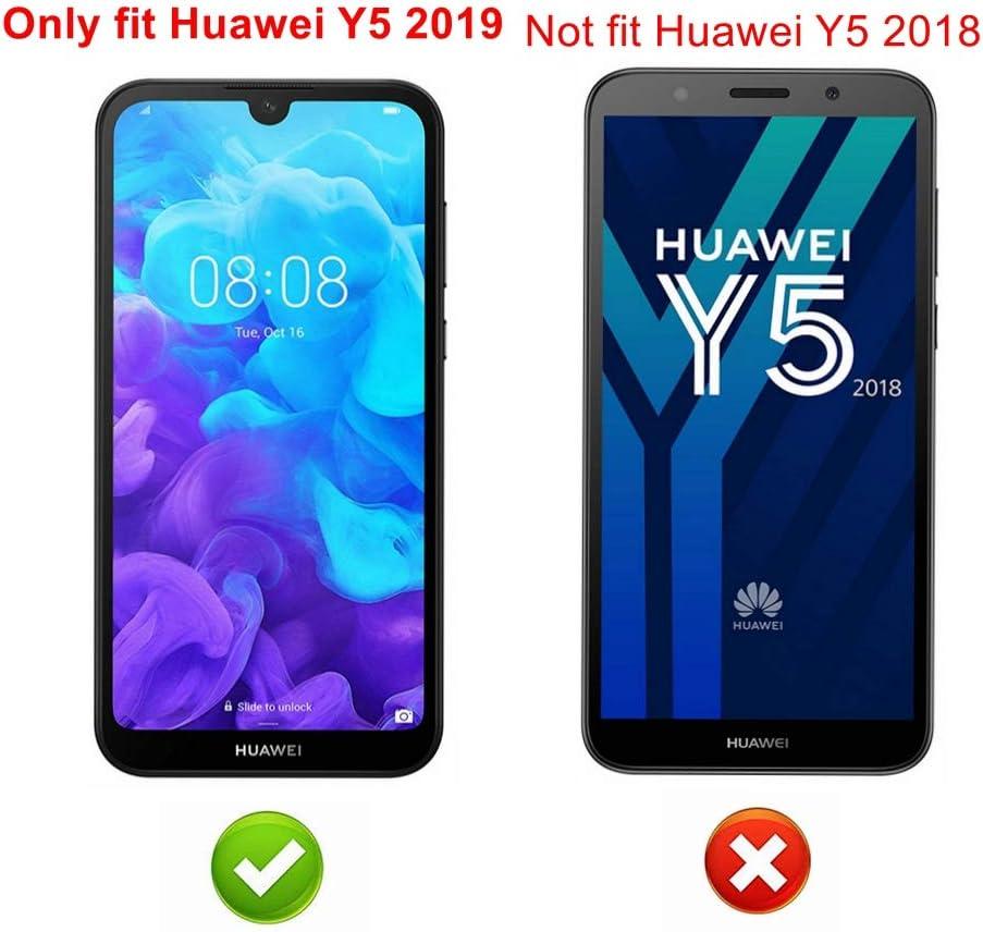 Funda para Huawei Y5 2019, Fashion Design [Antigolpes] con 360 ...