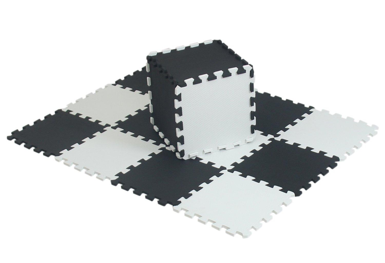 Meiqicool tappetini puzzle interlocking soft kids baby eva foam