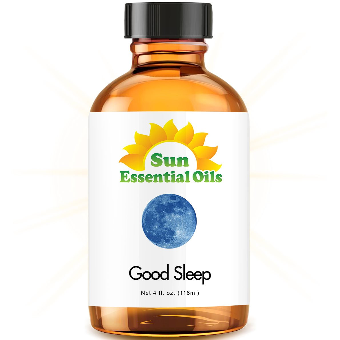 Good Sleep Blend Essential Oil (Huge 4oz Bottle) Bulk Good Sleep Blend Oil - 4 Ounce