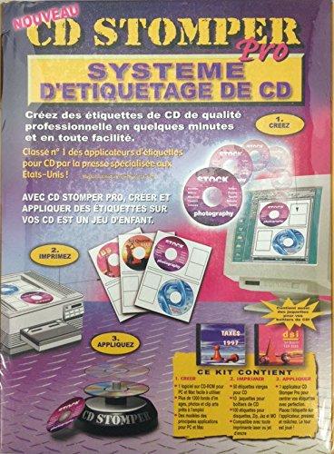 (CD Stomper Pro Systeme D'Etiquetage De CD)