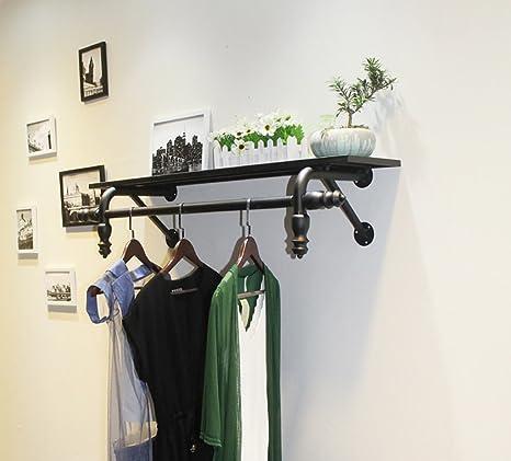 Perchero Percheros Tienda de ropa Exhibición de ropa para ...