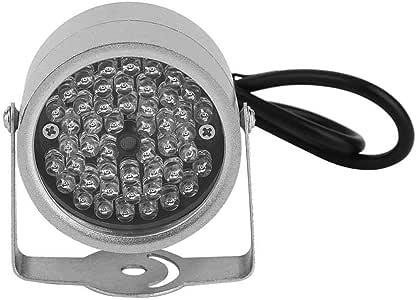 48 Iluminador LED 850 nm de longitud de onda luz