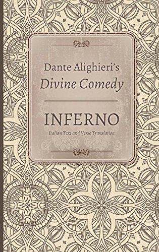 Dante Alighieri's Divine Comedy: Purgatory - Verse Translation and Commentary, Vols. 3 & 4
