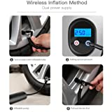 Flurries  150PSI Wireless Electric Car Bike Tire