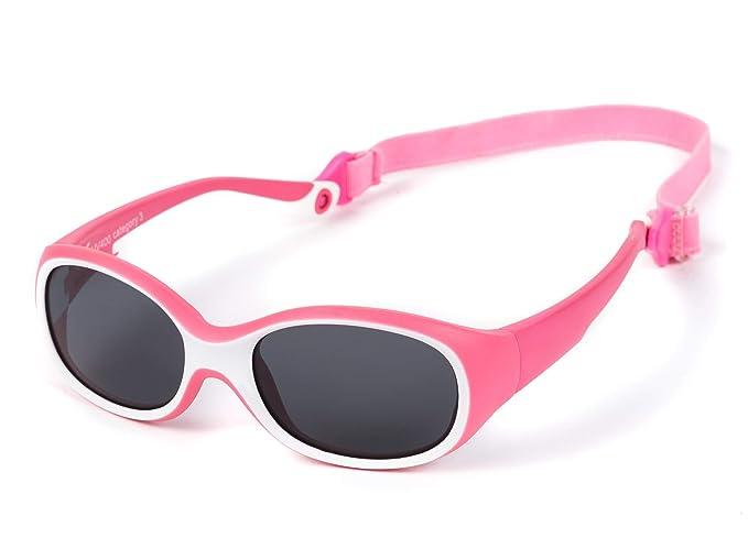 Kiddus Outdoor Gafas de sol niño niña, de 2 a 6 años Extra ...