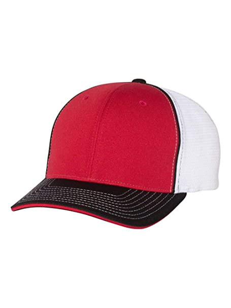 afe0793b70db0 Image Unavailable. Image not available for. Color  Richardson - Pulse  Sportmesh Cap ...
