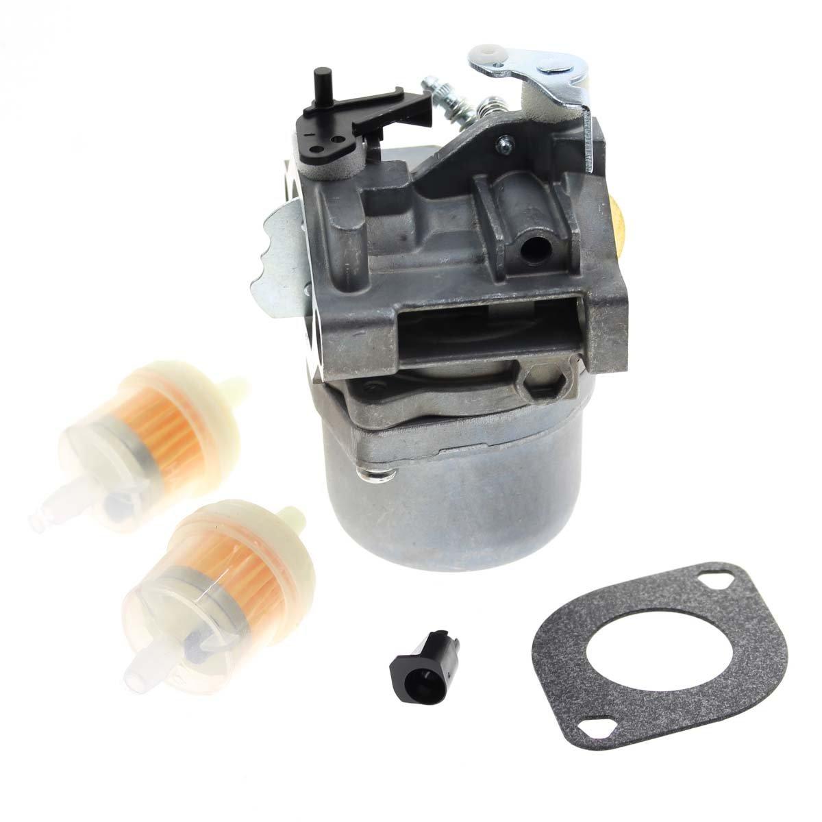 4993/avec Joint de Montage Filtre Carbhub Carburateur pour Briggs /& Stratton Walbro LMT 5