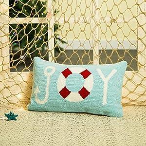 61sqqgQi1yL._SS300_ 100+ Nautical Pillows and Nautical Throw Pillows