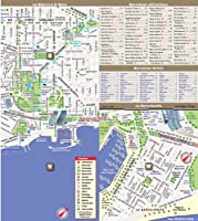 StreetSmart® Barcelona Map by VanDam Laminated pocket size ...